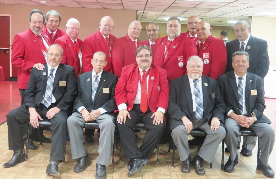 2015-2016 Outgoing Board - John A. Mastrosimone - Chairman