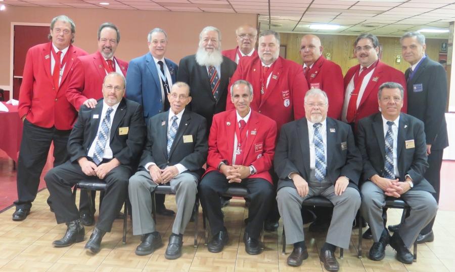 2016-2017 Incoming Board - Carmine E. Soldano - Chairman